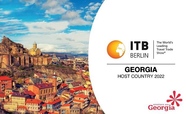 უდიდესი ტურისტული გამოფენა ITB Berlin 2022-ის მასპინძელი ქვეყანა საქართველო იქნება