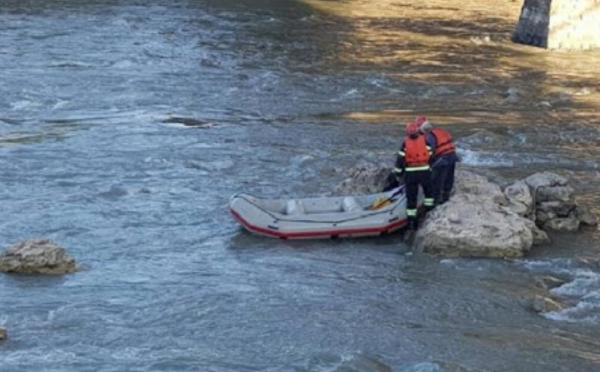 ასპინძაში, მდინარე მტკვარში მამაკაცის ცხედარი იპოვეს