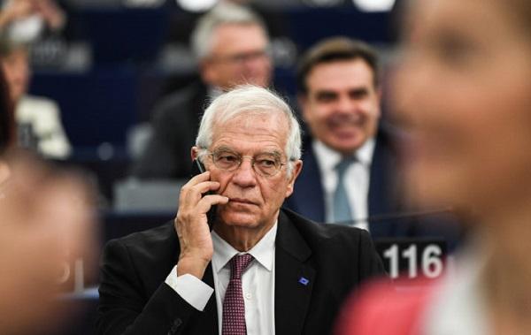 ევროპას უნდა შეეძლოს უფრო მეტი, ვიდრე შეშფოთებაა - ჯოზეფ ბორელი