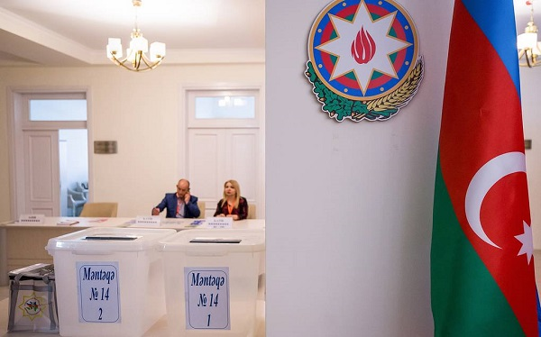 აზერბაიჯანის საპარლამენტო არჩევნებში მმართველმა პარტიამ გაიმარჯვა
