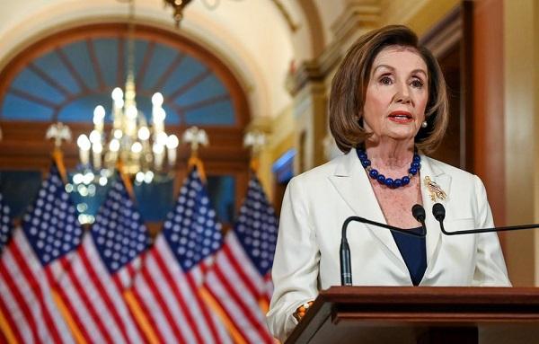რესპუბლიკელმა სენატორებმა უკანონობა დააკანონეს და პრეზიდენტი კვლავაც საფრთხეს უქმნის აშშ-ის დემოკრატიას - ნენსი პელოსი