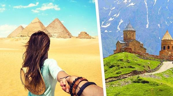 კორონავირუსი გამოს ეგვიპტისა და საქართველოს მიმართულებით ტურისტული ნაკადი გაიზრდება - რუსული მედია