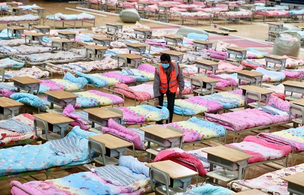 ჩინეთში კორონავირუსის მსხვერპლთა რაოდენობა 811-მდე გაიზარდა