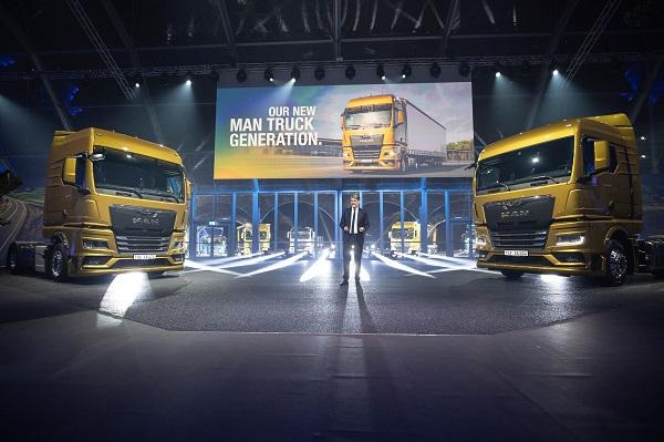 MAN Truck & Bus-მა სატვირთო მანქანების ახალი თაობა წარმოადგინა