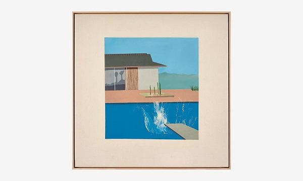 დევიდ ჰოკნის ნახატი აუქციონზე 23.1 მლნ გირვანქა სტერლინგად გაიყიდა