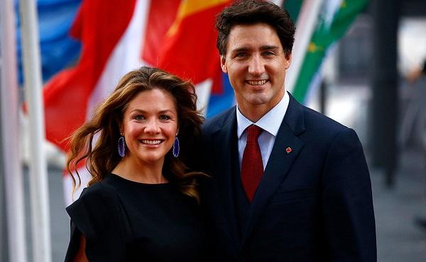 კანადის პრემიერ-მინისტრის ცოლი კორონავირუსისგან განიკურნა
