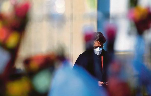 ბოლო 24 საათში საფრანგეთში კორონავირუსით 231 ადამიანი გარდაიცვალა