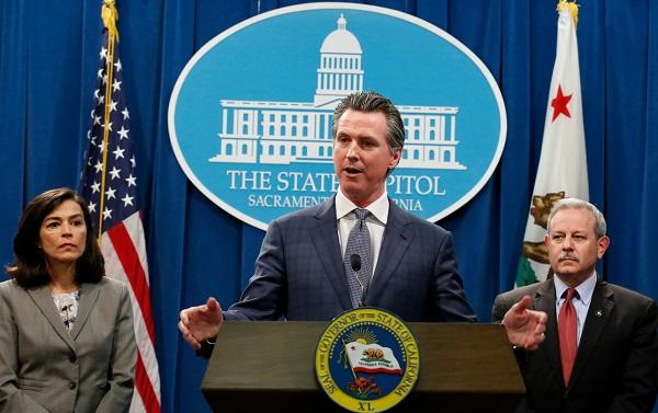 კორონავირუსის გამო კალიფორნიის შტატმა საგანგებო მდგომარეობა გამოაცხადა