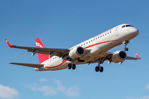 Georgian Airways-ირეგულარულ ავიარეისებს წყვეტს და მხოლოდ ჩარტერულ რეისებს მოემსახურება