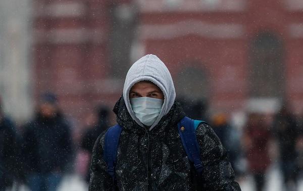 იზრდება კორონავირუსით ინფიცირების შემთხვევები რუსეთში