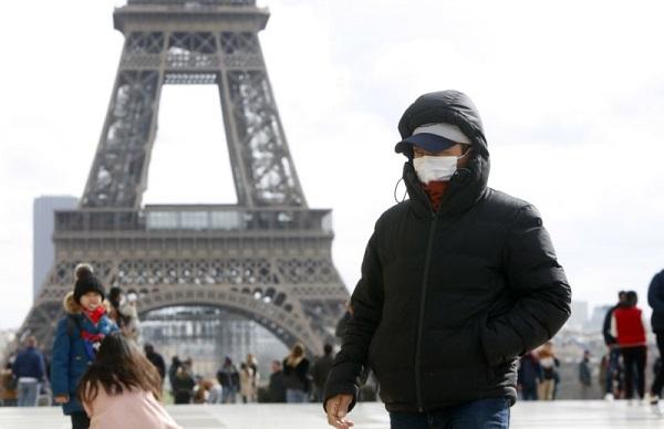 ბოლო 24 საათში საფრანგეთში კორონავირუსით 112 ადამიანი გარდაიცვალა