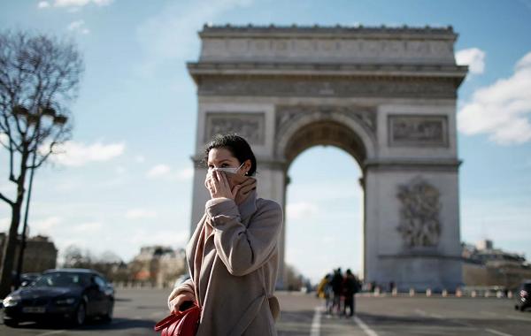 ბოლო 24 საათში საფრანგეთში კორონავირუსით 78 ადამიანი გარდაიცვალა