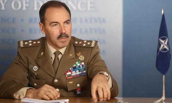 იტალიის არმიის გენერალს კორონავირუსი დაუდგინდა