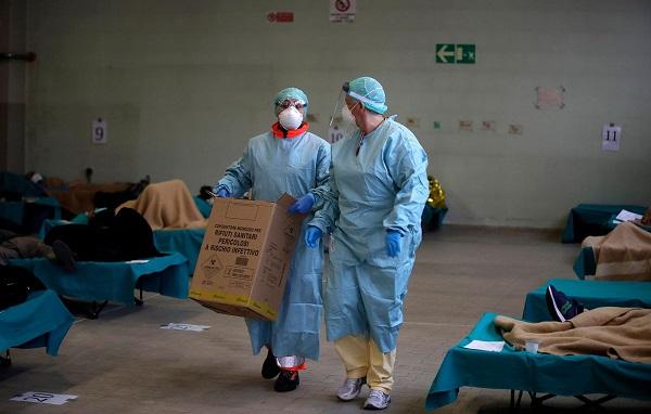 იტალიაში კორონავირუსმა 37 ექიმი იმსხვერპლა