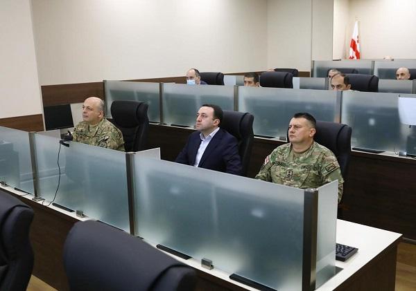 თავდაცვის მინისტრმა ქართველ სამშვიდობოებს კორონავირუსის შესაძლო გავრცელების პრევენციის მიზნით მაქსიმალური მობილიზაციისკენ მოუწოდა