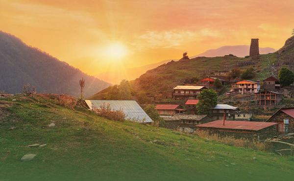 58 სოფელს, მათ შორის 19 სოფელს საოკუპაციო ხაზთან, მაღალმთიანი დასახლების სტატუსი მიენიჭა