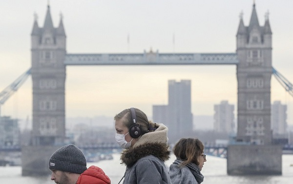 ბრიტანეთში კორონავირუსით გარდაცვლილთა რაოდენობა 759-მდე გაიზარდა