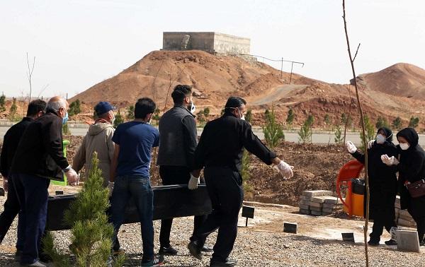 ყოველ 10 წუთში კორონავირუსისგან ერთი ირანელი იღუპება - ირანის ჯანდაცვის სამინისტრო