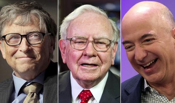 მსოფლიოს 500 უმდიდრესი ადამიანის საერთო ქონება 444 მლრდ დოლარით შემცირდა