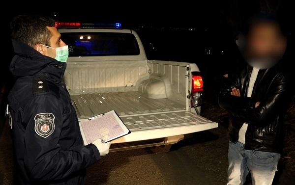 პოლიციამ თვითიზოლაციის წესების დარღვევის გამო 3 პირი დააჯარიმა და საკარანტინო ზონებში იძულების წესით გადაიყვანა