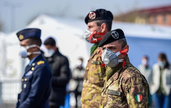 იტალიის მთავრობა შეერთებულ შტატებს სამხედრო დახმარებას სთხოვს