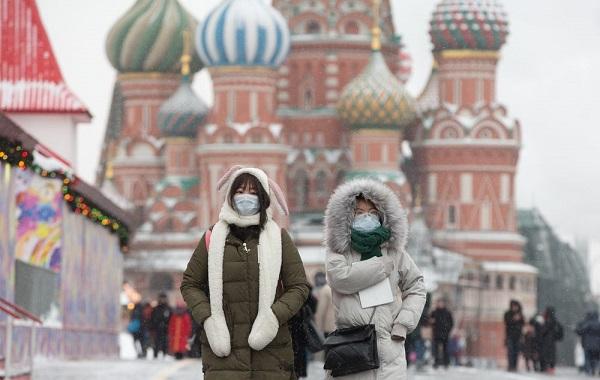 რუსეთში კორონავირუსით ინფიცირებულთა რაოდენობა 147-მდე გაიზარდა