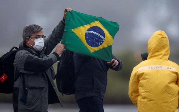 კორონავირუსით გარდაცვალების პირველი შემთხვევა დაფიქსირდა ბრაზილიაში