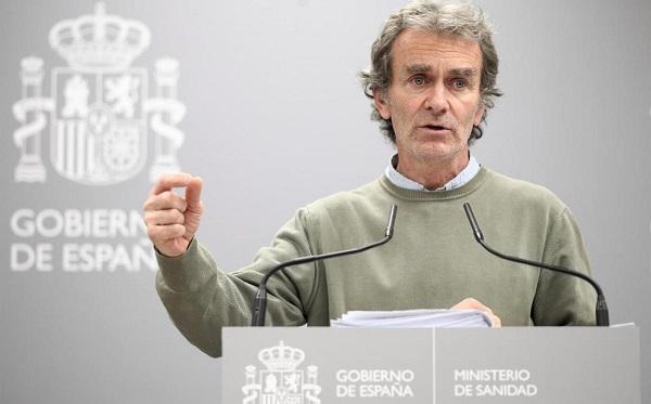 ესპანეთში კორონავირუსით ინფიცირებულთა და გარდაცვლილთა რაოდენობა გაიზარდა