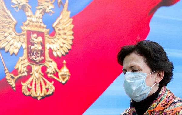 რუსეთში კორონავირუსით ინფიცირებულთა რიცხვი 93-მდე გაიზარდა