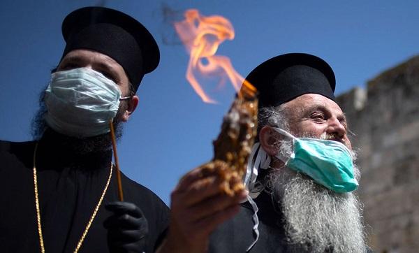 წმინდა ცეცხლი საქართველოშია