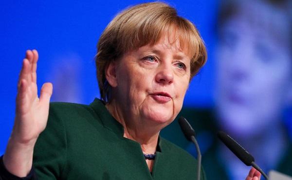 ანგელა მერკელი აცხადებს, რომ გერმანიაში კორონავირუსის გავრცელების ტემპმა იკლო