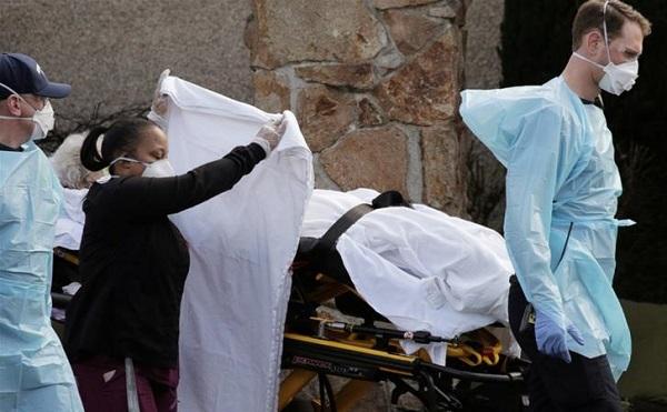 კორონავირუსით გარდაცვლილთა რაოდენობამ აშშ-ში 6 053-ს მიაღწია