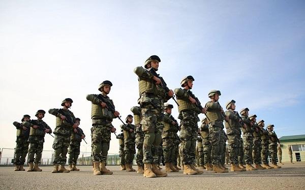 თავდაცვის მინისტრის გადაწყვეტილებით  2570-მდე სამხედრო უწყებრივი მედლებით დაჯილდოვდ