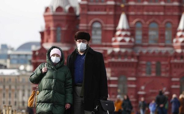 ბოლო 24 საათში, რუსეთში კორონავირუსით 1 000-ზე მეტი ადამიანი დაინფიცირდა