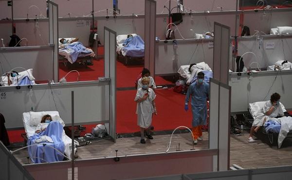 ესპანეთი იმყოფება ეპიდემიის შენელების სტადიაში - ჯანდაცვის მინისტრი