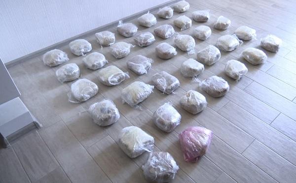 შინაგან საქმეთა სამინისტრომ საერთაშორისო პარტნიორებთან ერთად ნარკოდანაშაული გახსნა - ამოღებულია 40 კგ-მდე ჰეროინი