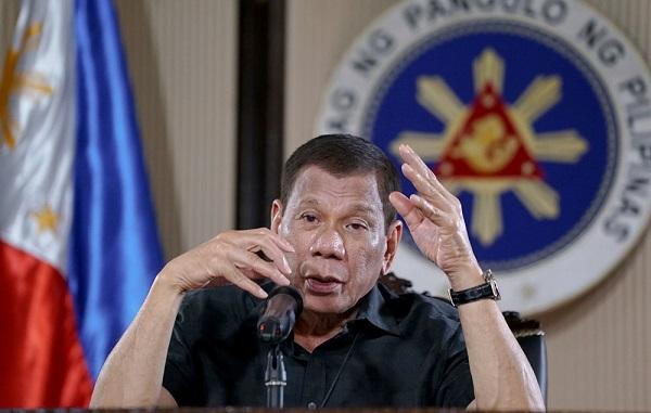 ფილიპინების პრეზიდენტმა პოლიციელებს კარანტინის დამრღვევთა დახვრეტის უფლება მისცა