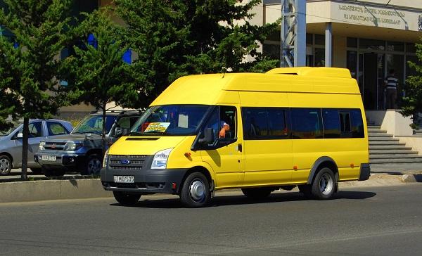 მიკროავტობუსებს ფეხზე მდგომი მგზავრების გადაყვანა აეკრძალებათ