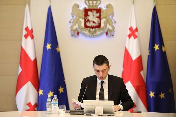 ქართული პროდუქტი უნდა იყოს ჩვენი აგროსასურსათო ბაზრების დახლებზე, წარმოება უნდა ხდებოდეს იმ რაოდენობით, რაც ქვეყანას სჭირდება - პრემიერი
