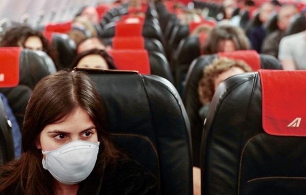 ავიაკომპანიების ჩამონათვალი, რომლებიცCOVID-19-ის გამო მგზავრებს ნიღბების ტარებას