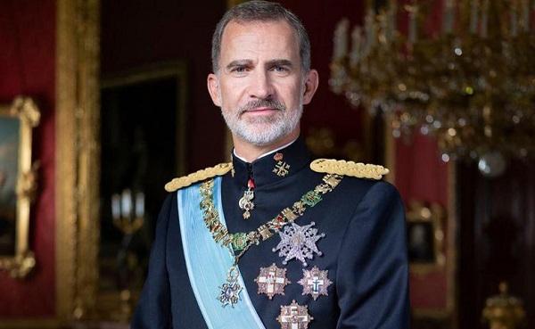 ესპანეთის მეფე საქართველოს პრეზიდენტს დამოუკიდებლობის დღეს ულოცავს