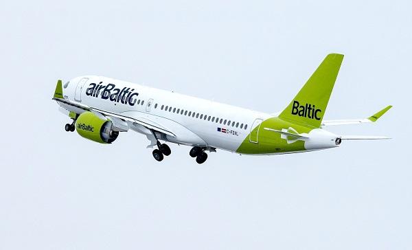 Air Baltic-ი საქართველოს მიმართულებით ფრენებს ივლისის პირველი დეკადიდან განაახლებს