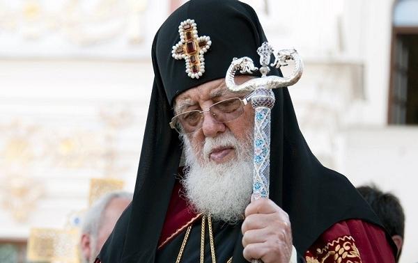 უფალმა დაავალა ღვთისმშობელს, რომ ყოფილიყო პატრონი საქართველოსი - პატრიარქი