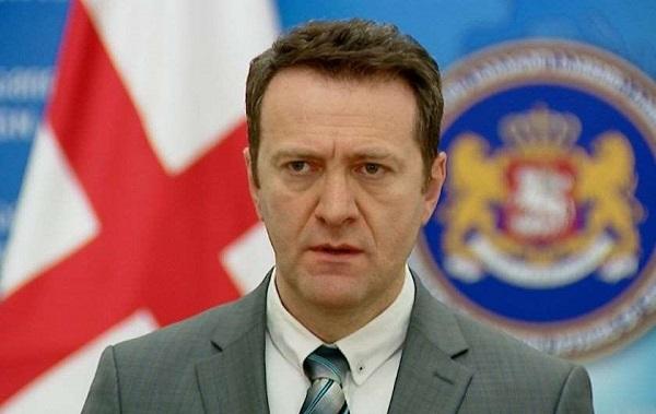 ვლადიმერ კონსტანტინიდი საგარეო საქმეთა მინისტრის მოადგილედ დაინიშნა