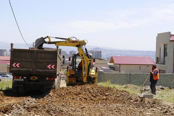 საბურთალოს რაიონში საგზაო სამუშაოები აქტიურად მიმდინარეობს