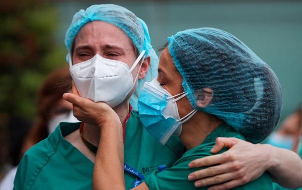 მსოფლიოში კორონავირუსით გარდაცვლილთა რაოდენობამ 300 000-ს გადააჭარბა