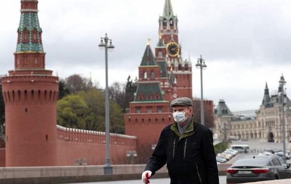 რუსეთში მკვეთრად იზრდება კორონავირუსით ინფიცირებულთა რაოდენობა