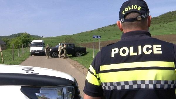 ბოლნისის მუნიციპალიტეტის სოფელ გეტაში მკაცრი საკარანტინო რეჟიმი ამოქმედდა