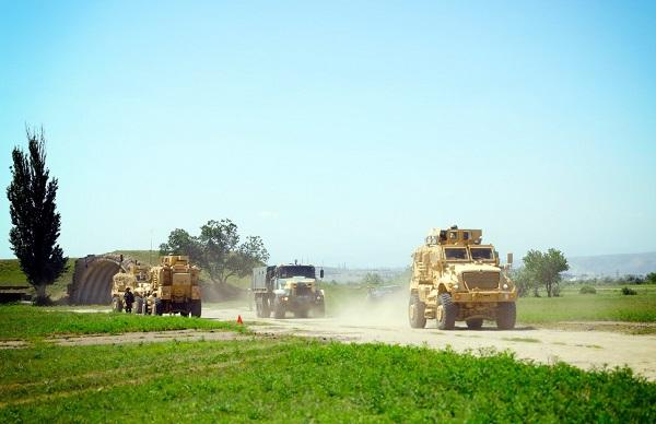 ქართველი სამხედროები RSM-სთვის მზადების ბოლო ეტაპს გერმანიის ნაცვლად საქართველოში გადიან