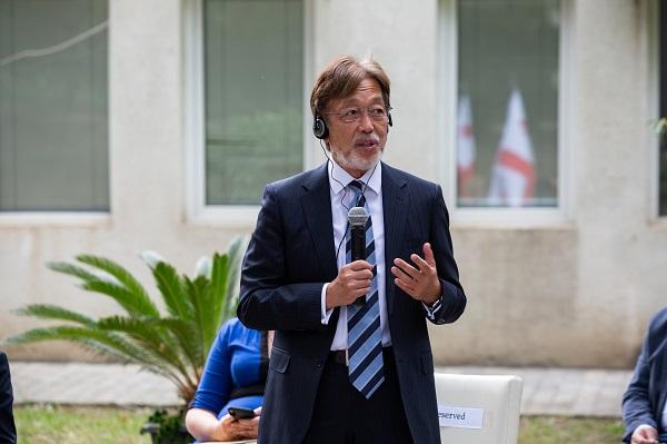თანამედროვე რეალობაში, გარემოს დაცვისა და სოფლის მეურნეობის სამინისტროს მიმართულებები განსაკუთრებით საჭირო და მნიშვნელოვანია - იაპონიის ელჩი